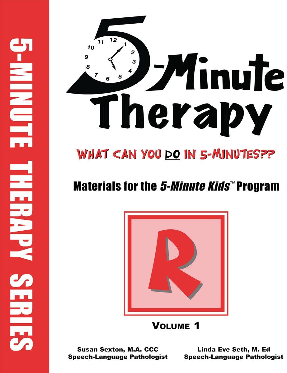 5 Minute Kids Articulation Program R – R Articulation Worksheets