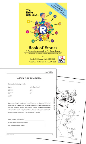 The Entire World of R Book of Stories SKU: EWR-032 Price: $43.99