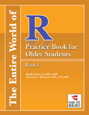 Practice Book for Older Students: Book 1