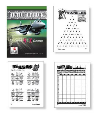 Artic Attack and Other S & Z Games (Digital Download)