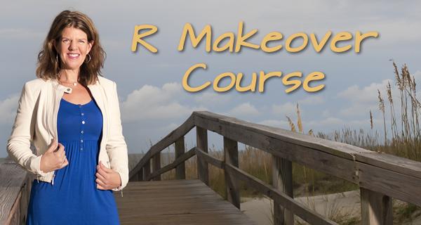 R Makeover Course - Say It Right - Christine Ristuccia