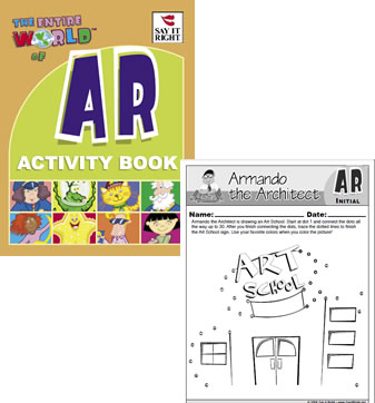 Entire World of AR Activity Book (Digital Download)