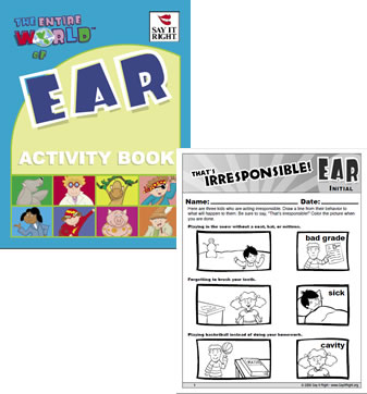 Entire World of EAR Activity Book (Digital Download)