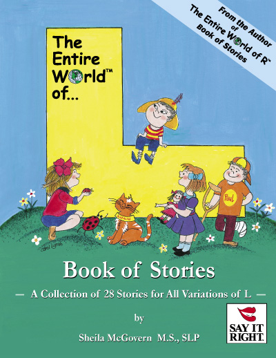 Entire World of L Book of Stories (Digital Download)