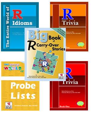 R Program for older kids (3rd grade to adult) Contains: EWR-002-1 EWR-002-2 EWR-055 EWR-034 EWR-038