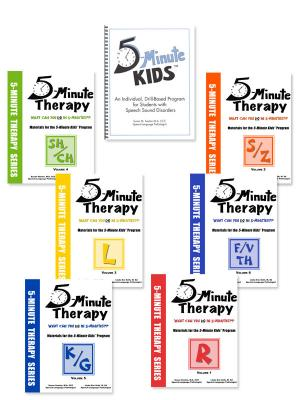 5-Minute Therapy Series Complete ProgramContains: FMK-001 FMK-002 FMK-003 FMK-004 FMK-005 FMK-006 FMK-007