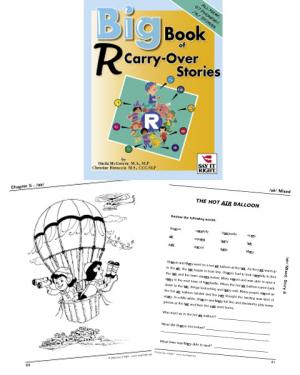 Big Book of R Carry-Over Stories (Digital Download)
