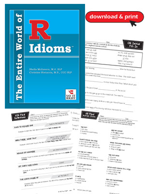 The Entire World of R Idioms (Digital Download)
