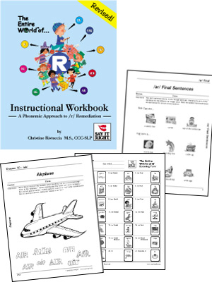 The Entire World of R Instructional Workbook