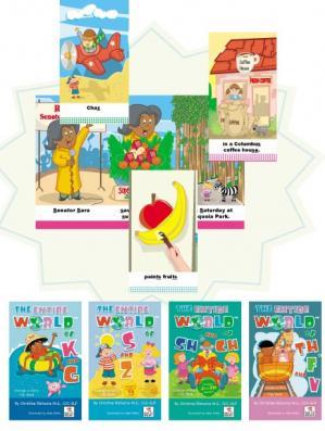 Flip Then Say Articulation Flip BooksContains: EWS-006 EWS-007 EWS-008 EWS-009