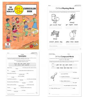 The Entire World of SH & CH Curriculum Book (Digital Download)