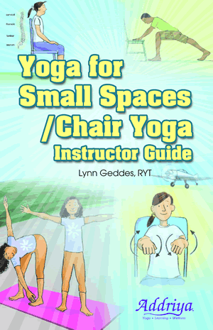 Yoga for Small Spaces Instructor Guide